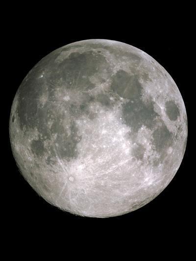 Full Moon-John Sanford-Photographic Print