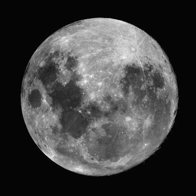 Full Moon-Robert Gendler-Photographic Print