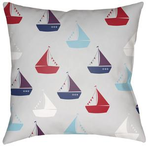 Full Sails Pillow - Grey