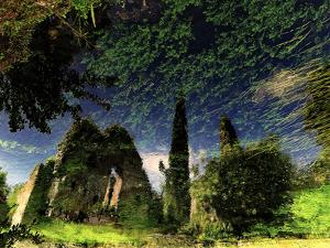 Reflected Ruins by Fulvio Pellegrini