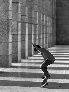 Street Dancer by Fulvio Pellegrini