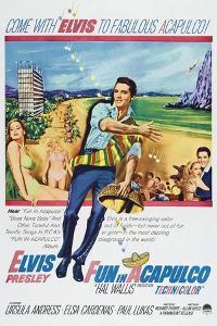 Fun in Acapulco, 1963