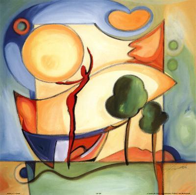 Fun in the Sun I-Alfred Gockel-Art Print