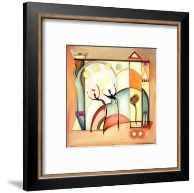 Fun in the Sun VIII-Alfred Gockel-Framed Art Print
