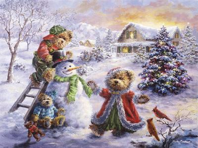 Fun Loving Merriment-Nicky Boehme-Giclee Print