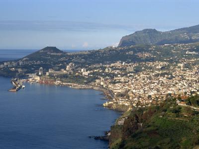 Funchal, Madeira, Portugal, Atlantic, Europe-Harding Robert-Photographic Print
