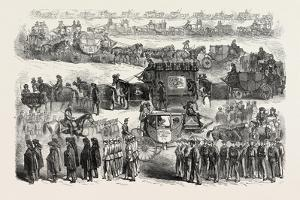 Funeral of Lord Palmerston: the Procession from Cambridge House to Westminster Abbey