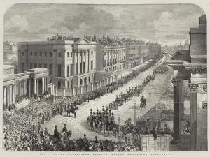 Funeral of the Duke of Wellington