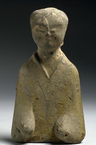 Funerary Figurine, China, Eastern Han Dynasty, 3rd-1st Century--Giclee Print