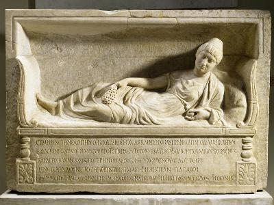 Funerary Stele for Felicita--Giclee Print