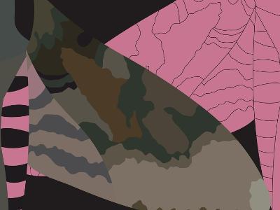 Funky Gaga-Belen Mena-Giclee Print