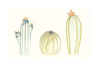 Funky Succulents IV-June Vess-Art Print