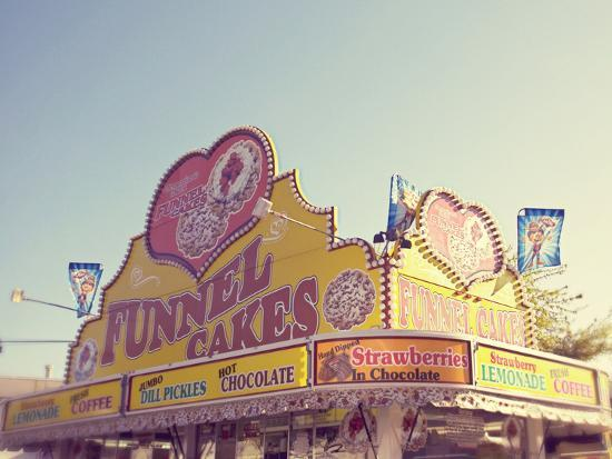 Funnel Cakes-Libertad Leal-Premium Photographic Print