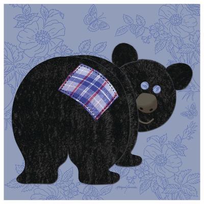 Funny Bear-Morgan Yamada-Art Print