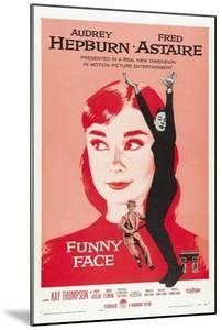 Funny Face, Directed by Stanley Donen, 1957