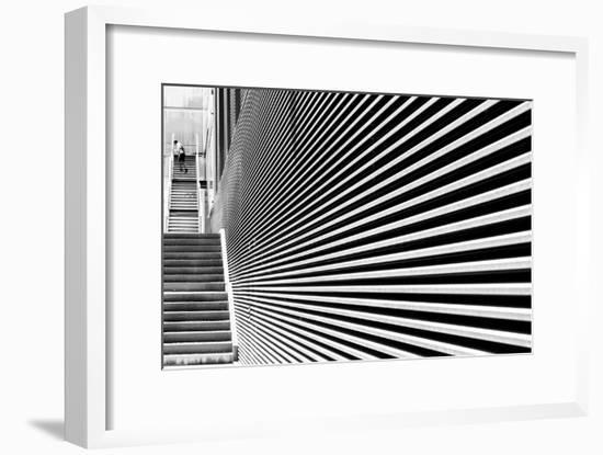 Funtimes In Babylon-Laura Mexia-Framed Photographic Print