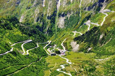 Furka Pass, Switzerland-Alexander Chaikin-Photographic Print