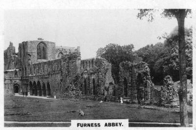 Furness Abbey, Cumbria, C1920S--Giclee Print