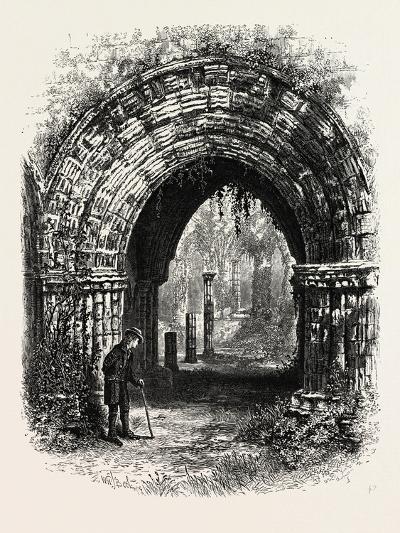 Furness Abbey, UK--Giclee Print