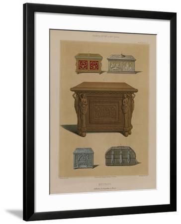 Furniture--Framed Giclee Print