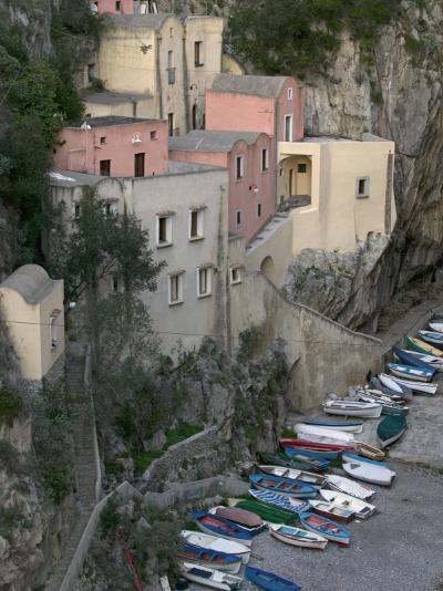 Furore, Amalfi Coast, Campania, Italy, Europe-Marco Cristofori-Photographic Print