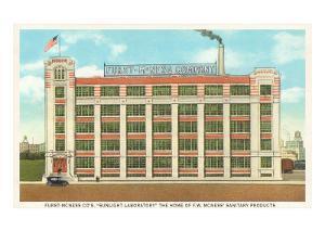 Furst-McNess Company Factory