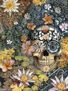 Bali Botaniskull by Fusion Idol Arts