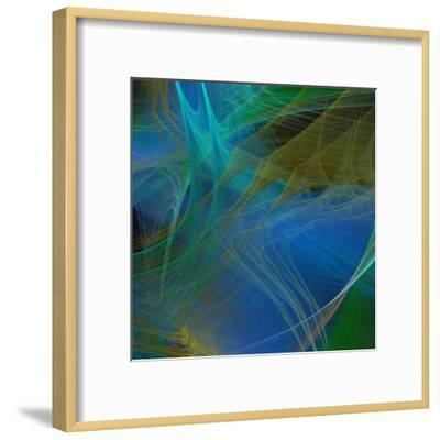 Fusion II-Jean-François Dupuis-Framed Art Print