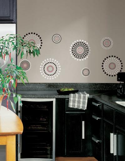 Fusion Peel & Stick Wall Decals--Wall Decal