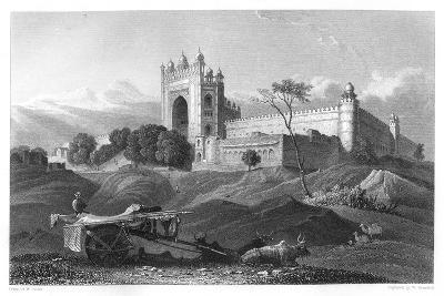 Futtypore Sicri, India, C1860-W Brandard-Giclee Print