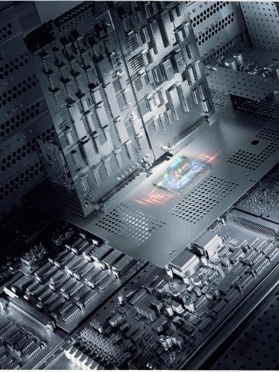 Future Electronics-Richard Kail-Photographic Print