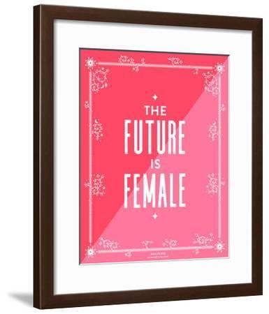Future Female-Cat Coquillette-Framed Giclee Print