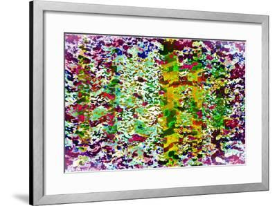 Future Tech 0290-aLunaBlue-Framed Photographic Print