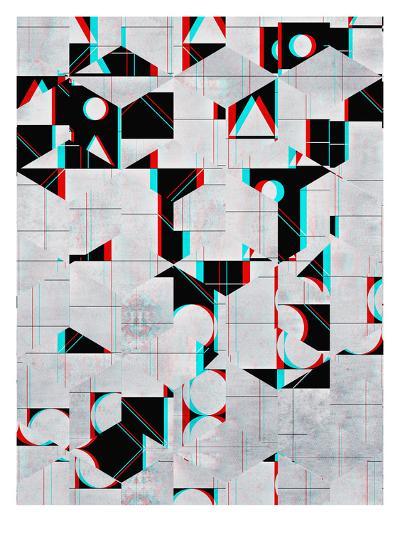 fylss ynyglyph-Spires-Art Print