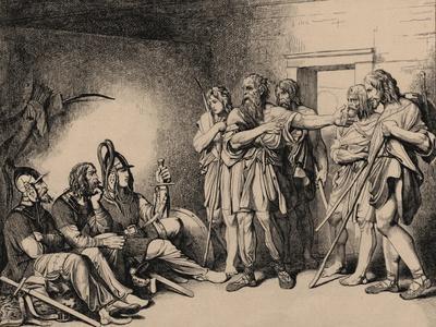 The Invitation of the Varangians, 1839