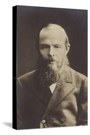 Fyodor Dostoyevsky, Russian Novelist and Short Story Writer