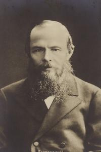 Fyodor Dostoyevsky, Russian Novelist and Short Story Writer