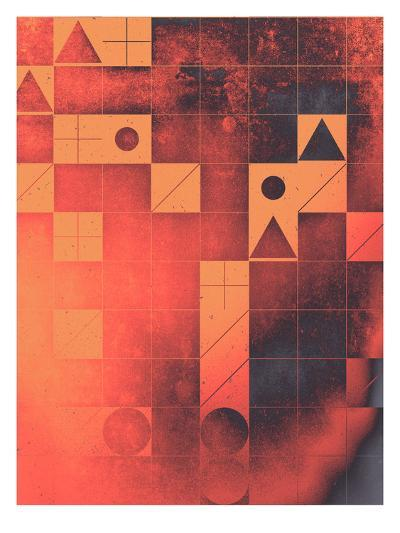 fyrge plyte-Spires-Art Print