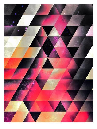 Fyrlyrne Fyyrth-Spires-Art Print