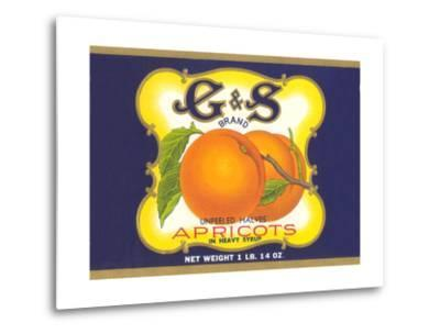 G and S Apricot Halves