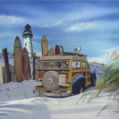 G'Day Mate-Scott Westmoreland-Art Print