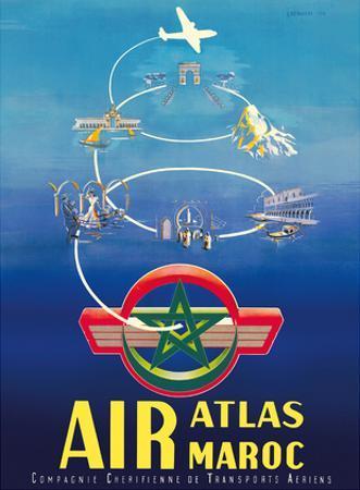 Air Atlas Maroc - Morocco