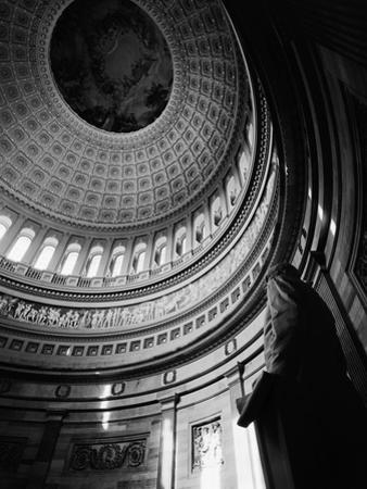Rotunda of the United States Capitol by G.E. Kidder Smith