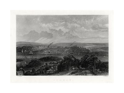 Sydney, Australia, 1883