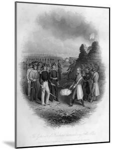 The Governor of Kinburn Surrendering to the Allies, Crimean War, October 1855 by G Greatbach