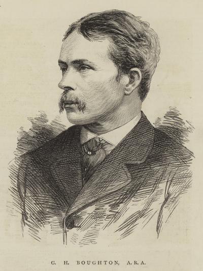 G H Boughton, Ara--Giclee Print
