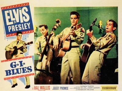 G.I. Blues, 1960
