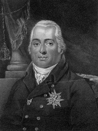 Louis XVIII, King of France, 19th Century