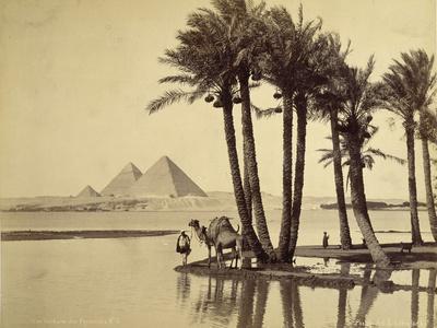 The Pyramids, 1860-69