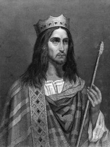 Clovis Ii, King of Neustria and Burgundy by G Levy